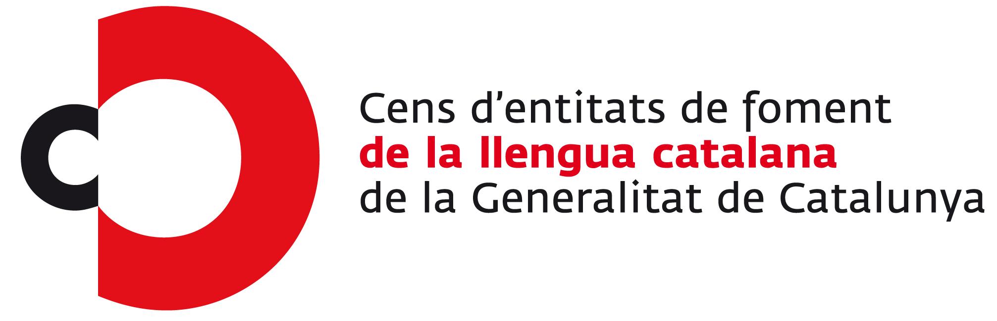 cens d'entitats de llengua catalana